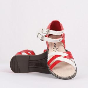 Sandale pentru fete cod CP56 Roși