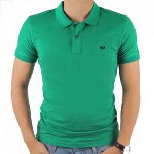 Tricou pentru bărbați cod 4002 Verde