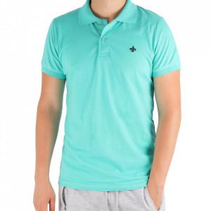 Tricou pentru bărbați Cod SHM4 Mint