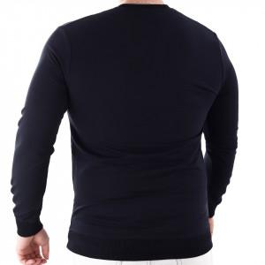 Bluză Jaden Bleo - Bluza simplă este cel mai versatil articol vestimentar din sezonul rece, o piesă cu reputaţie a stilului casual având compoziţia 95% bumbac şi 5% lycra - Deppo.ro