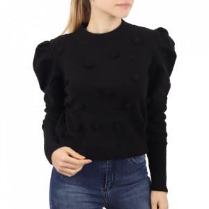 Bluză pentru dame cod F90 Black