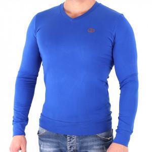 Bluză Travis Blue