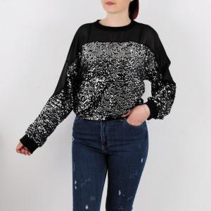 Bluză Zara Black
