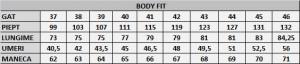 Cămaşă Body Fit Azure - Cămaşă pentru bărbaţi cu mânecă lungă şi croială Body Fit. Compoziţie 80% bumbac, 20% poliester. - Deppo.ro