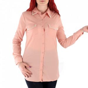 Cămașă pentru dame cod CSS1 Pink