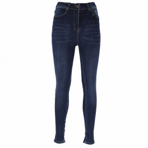 Pantaloni de blugi pentru dame cod 2015 Albaștri