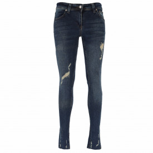 Pantaloni de blugi pentru dame cod DENIMMLK Navy