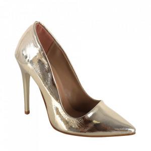 Pantofi cod 77-11 Gold