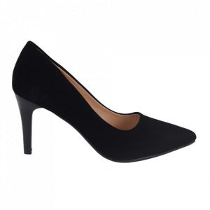 Pantofi cu toc 920-16 Black