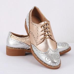 Pantofi din piele ecologică Cod 326