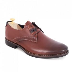 Pantofi din piele naturală cod Never Maro