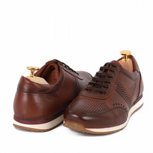 Pantofi din piele naturală Emmanuel Maro