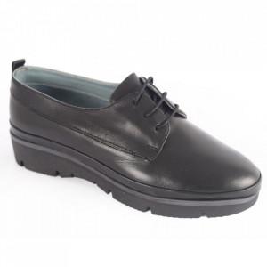 Pantofi din piele naturală pentru dame cod 2880 N