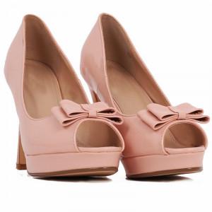 Pantofi Kailee Nude