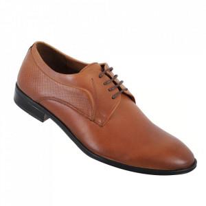 Pantofi pentru bărbați cod 119 Maro
