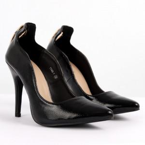 Pantofi pentru dame cod 11461 Black