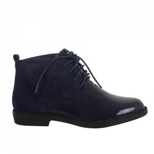 Pantofi pentru dame cod A-25 Blue