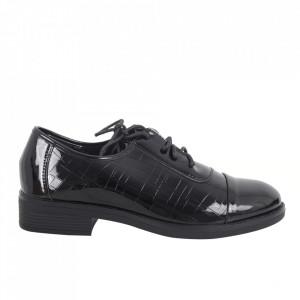 Pantofi pentru dame cod H-23 Black