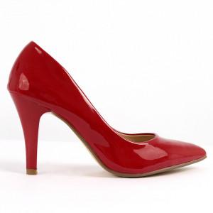 Pantofi pentru dame cod SA17-78 Wine