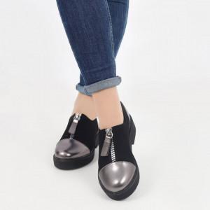 Pantofi pentru dame cod XH-31 Grey