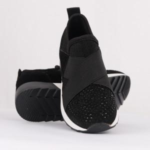 Pantofi sport cod LMNY-8 Negri