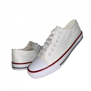 Pantofi Sport pentru bărbați albaștri cod 86 White