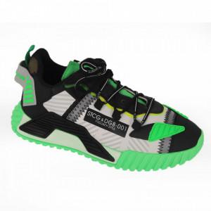 Pantofi Sport pentru bărbați cod A58-1 Green