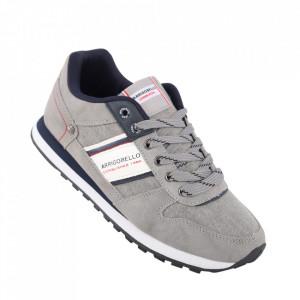 Pantofi sport pentru bărbați cod ARD1016-4 Grey