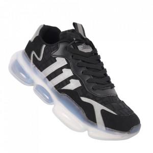 Pantofi sport pentru bărbați cod F130-5 Black