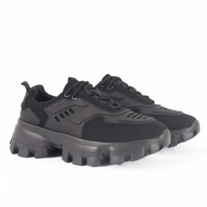 Pantofi Sport pentru bărbați cod H11 Black