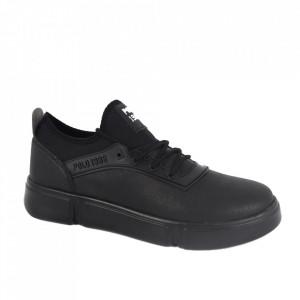 Pantofi Sport pentru bărbați cod Polo Black