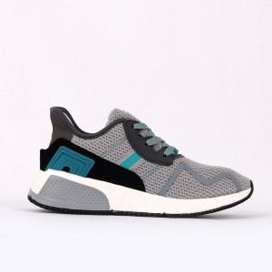 Pantofi Sport pentru dame cod AXB9020A-4 Gri - Pantofi sport pentru dame, foarte comozi, ideali pentru ieșiri si practicarea exercitiilor în aer liber - Deppo.ro
