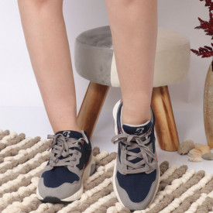 Pantofi Sport pentru dame Cod B9595 - Pantofi sport pentru dame dinpanza ,talpa din spuma Foarte confortabili si usori - Deppo.ro