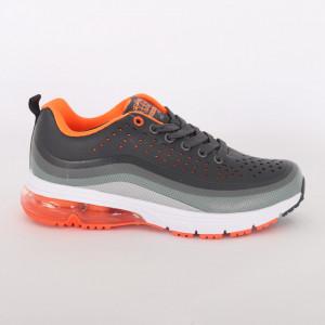 Pantofi Sport pentru dame cod BRD17157-1 Grey