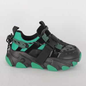 Pantofi Sport pentru dame cod H12 Green