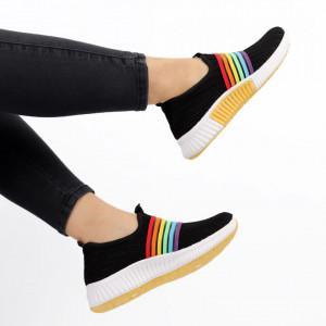 Pantofi Sport pentru dame Cod HQ-10-59 Black