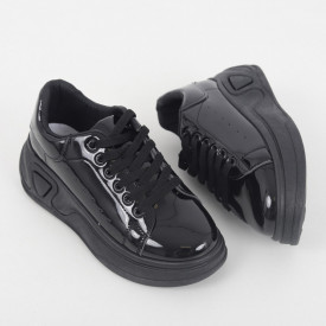 Pantofi Sport pentru dame cod LLS-044 Black