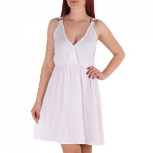 Rochie de vară cod 3795 White