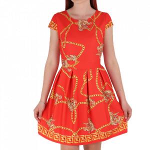 Rochie de vară cod 8195 Red