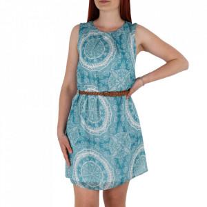 Rochie de vară cod MD43 Blue