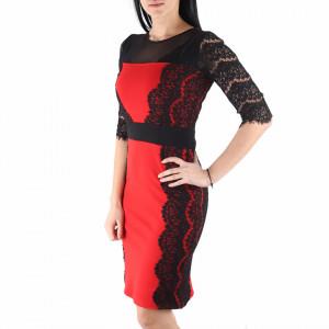 Rochie Liana Red