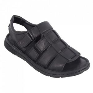 Sandale pentru bărbaţi cod 1763 Black