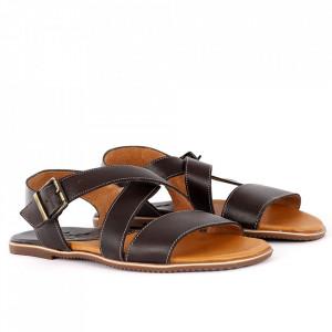 Sandale pentru bărbaţi cod 75101 Brown