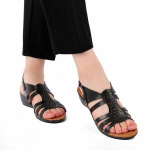 Sandale pentru dame cod 176681 Negre