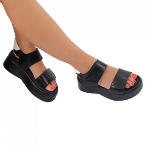 Sandale pentru dame cod 22180-1 Black