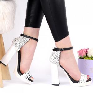 Sandale pentru dame cod 78213 Black