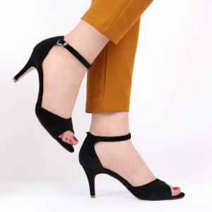 Sandale pentru dame cod 8T855 Black