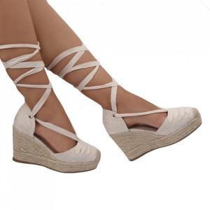 Sandale pentru dame cod BL00125 Beige