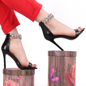 Sandale pentru dame cod K098 Black