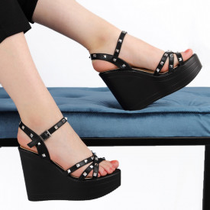 Sandale pentru dame cod LM21301 Black